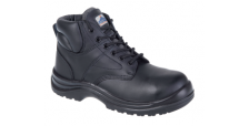 Atlanta Safety Boot Black