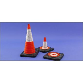 Road Cones Collapsible