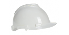 PW Arrow Safety Helmet White