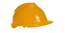PW Arrow Safety Helmet Yellow